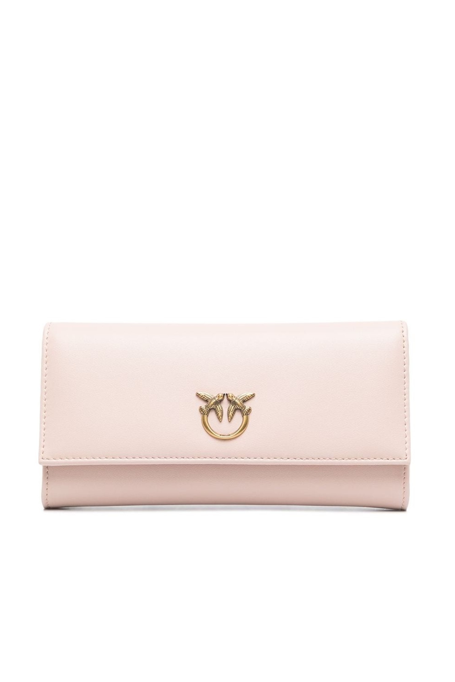 Rayen Wallet With Flap M Simply Dust Pink