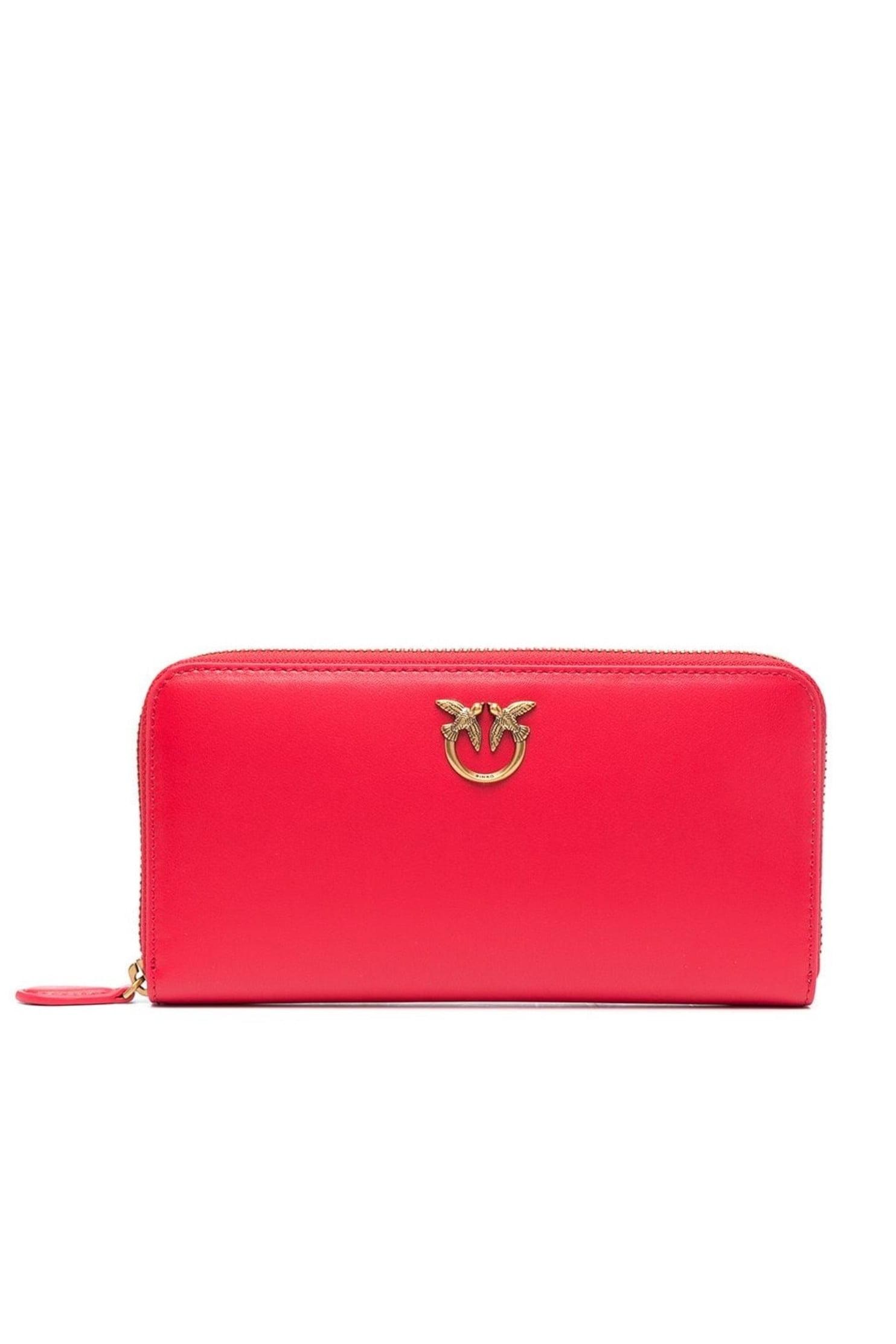 Ryder Wallet Zip Around L Simply Red
